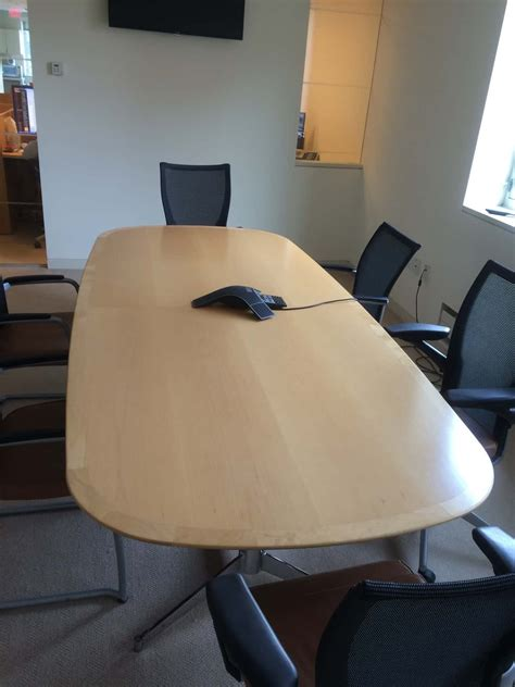room desks used conference room and room furniture and tables saraval
