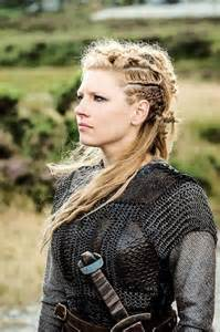 lagatha lothbrok hairstyle lagertha katheryn winnick vikings blonde hair and