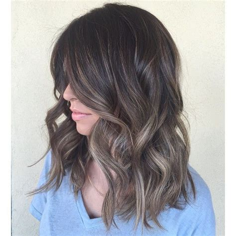 options for brunette greying hair 1000 ideas about ashy brown hair on pinterest ash brown