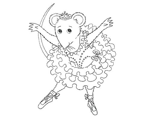 angelina ballerina coloring pages online ballerina coloring sheets ballet coloring pages positions