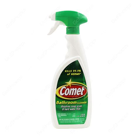 comet spray bathroom cleaner comet bathroom cleaner spray 28 images p g 22569 comet