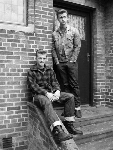 1950s greaser boys e o f snapshot of the day february 21 2013 the eye
