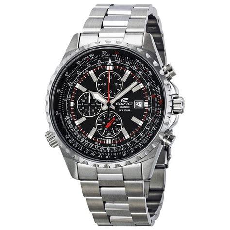Edifice Ef 565 Silver Black casio edifice chronograph black stainless steel s