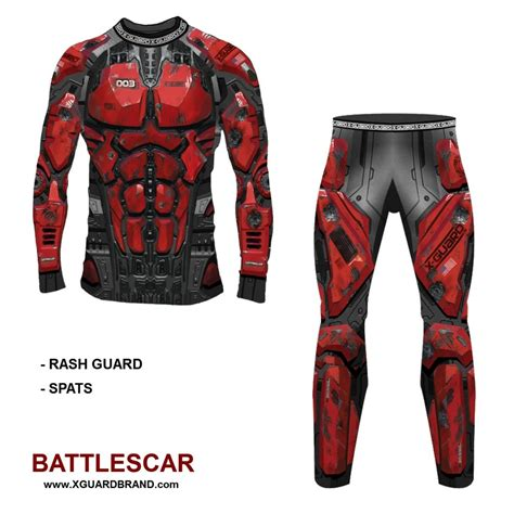 Rashguard Baselayer Compression Spat Manset Bjj No Gi Fitness Run x guard battlescar crux jiu jitsu no gi bjj rash guard shorts spats ebay