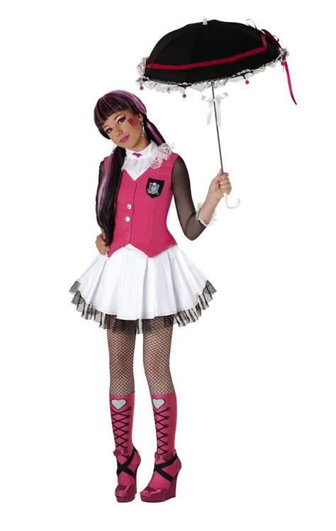 high costume d 233 guisement draculaura high costume fille