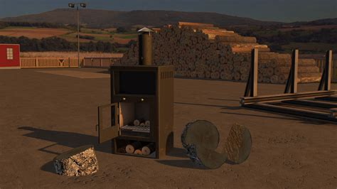 Fireplace Simulator by Fireplace Ls 2017 Farming Simulator 2017 Mod Fs 17 Mod