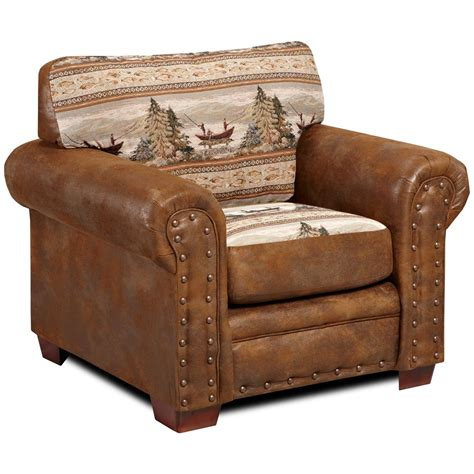 American Furniture Classics by American Furniture Classics Alpine Lodge Chair 194306 Living Room At Sportsman S Guide
