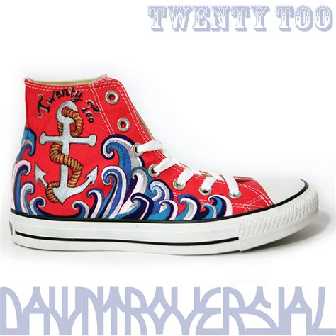 how to design converse shoes at home dawntroversial converse ation starter design your own