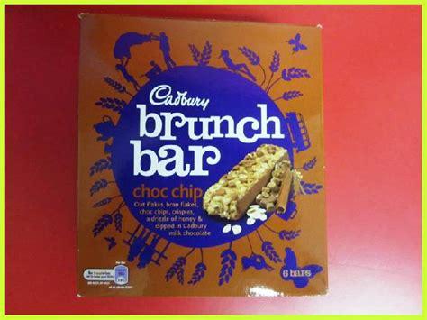 Cadbury Brunch Bar Choc Chip welcome to radha exports