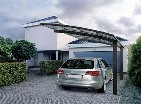 Garage Voiture Exterieur by Abris Voitures Et Carports Les Solutions Multifonctions D