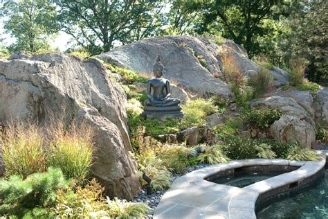 Zen Garden Rocks How To Add Modern Elements To Your Landscape Design Freshome