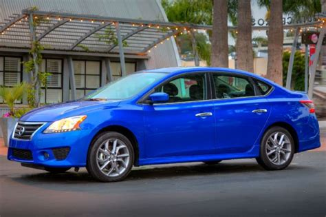 2014 Nissan Sentra Sr Blue Topismag Com