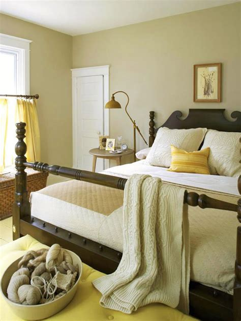 33 yellow accents bedroom ideas interior god