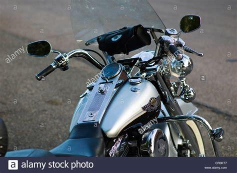 Harley Davidson Motorrad Alt by Harley Davidson Stockfotos Harley Davidson Bilder Alamy