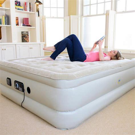 colchon hinchable aerobed 191 c 243 mo elegir la mejor cama hinchable jardinitis