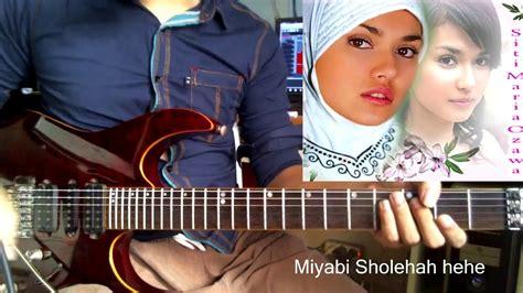 tutorial gitar wali wali bukan bang toyib solo gitar tutorial untuk