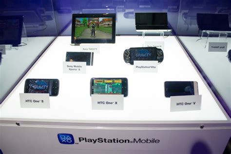 mobile playstation playstation mobile might be kinda dope if this display