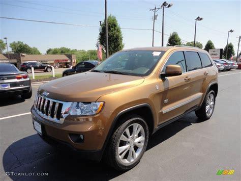 bronze jeep 2011 bronze star pearl jeep grand cherokee laredo x