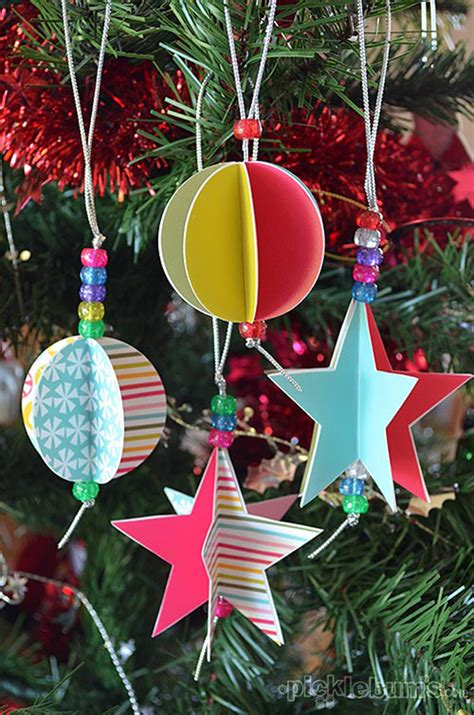 free printable christmas decorations diy to try printables ohoh