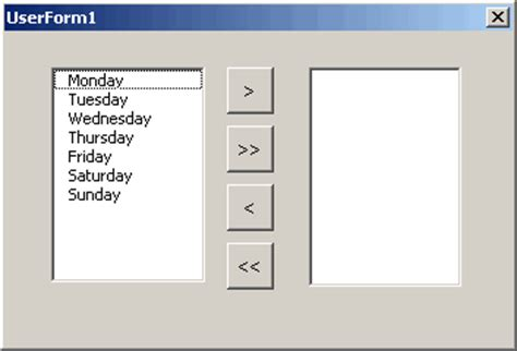 excel vba listbox format date working with list boxes
