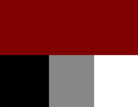 black white and gray colors corporate color swatch reds black white grey color