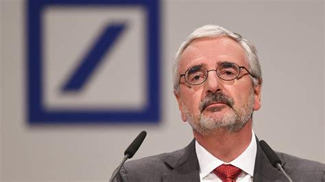 deutsche bank geld wechseln deutsche bank achleitner wirbt vor wiederwahl um
