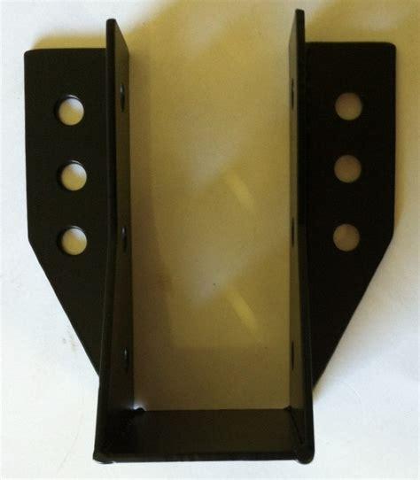 Decorative Joist Hangers by Custom Decorative Metal Brackets
