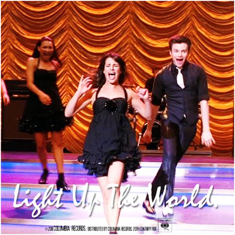 Light Up The World Glee by Glee Song Covers