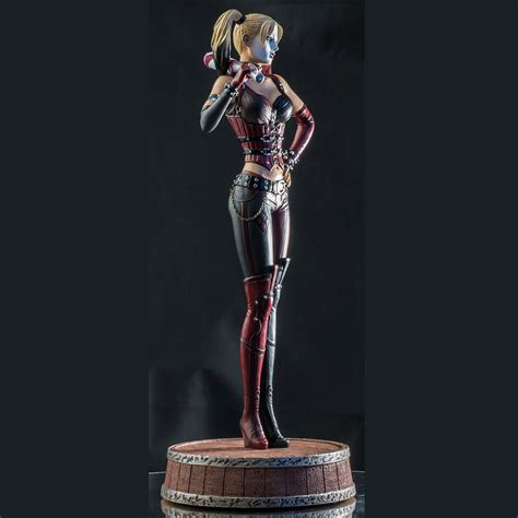 batman arkham city harley quinn limited edition 1 6th