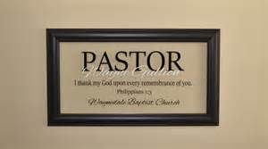 pastor gifts pastor gift pastor appreciation wall decor minister gift
