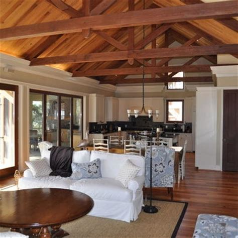 vaulted ceiling with exposed beams exposed beams vaulted ceiling interiors