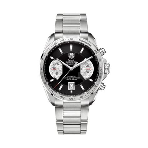Tag Heuer CAV511A. BA0902 Men's Watch Grand Carrera Calibre 17 Chronograph   MCH Rewards