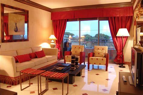 cortinas para una decoraci 243 n roja decoraci 243 n hogar