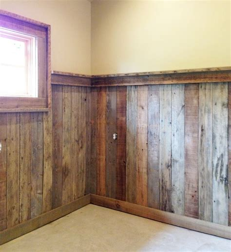 wall half wood panels 25 best ideas about rustic walls on pinterest wood