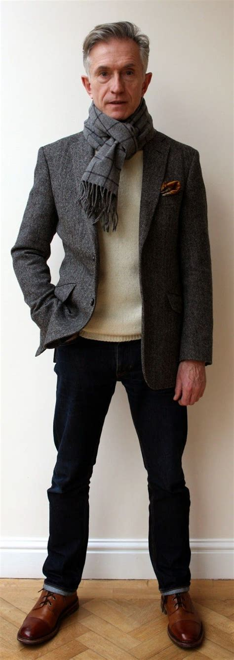 Style Ideas How To Wear Menswear Herringbone Second City Style Fashion by Grey Fox One Jacket Five Styles Use Of