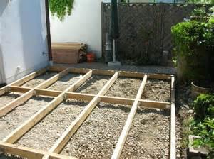terrasse unterkonstruktion holzterrassen 01