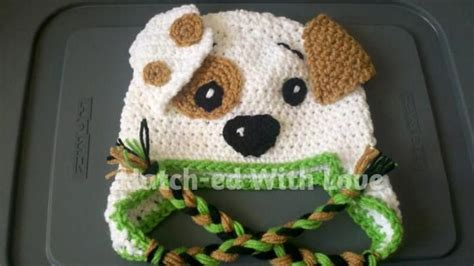 guppy puppy guppy puppy crochet