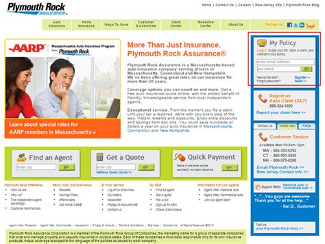 plymouth login plymouth rock auto insurance login make a payment