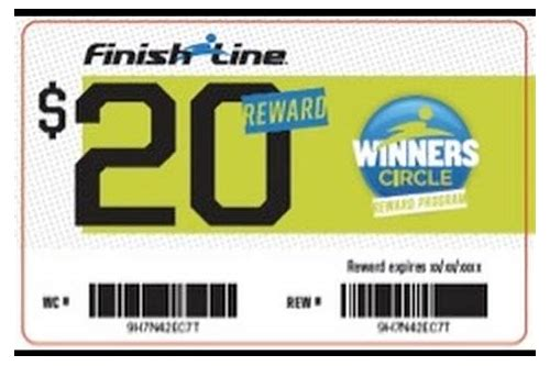 coupon codes for finish line printable