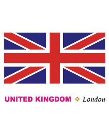 United Kingdom Flag Coloring Page 3 British Pages United Kingdom Flag Coloring Page