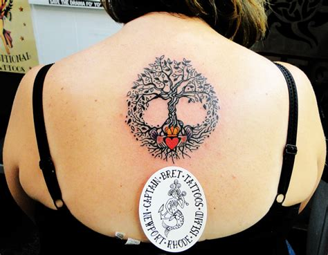tree of life tribal tattoo tree of cycle pictures to pin on