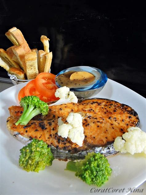100 Ml Black Pepper Essential Minyak Lada Hitam grilled salmon with black pepper sauces mirza