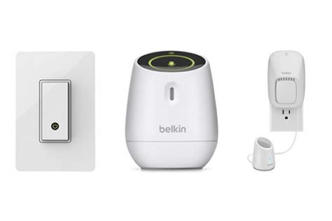 belkin launches wemo light switch to bolster its home