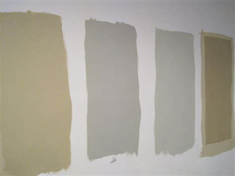 from left to right the colors are favorite sensible hue comfort gray and studio taupe all