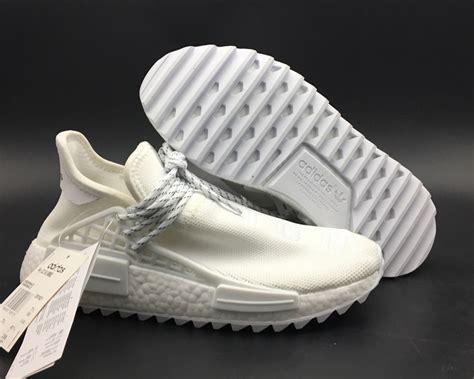 pharrell  adidas nmd hu trail blank canvas  sale