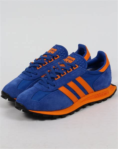 Adidas Formel 1 Blue Orange Box adidas formel 1 trainers power blue orange originals 2016