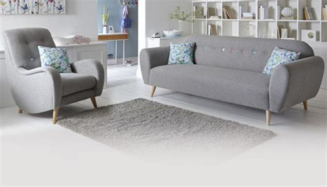 dfs mira sofa high street retro mira midcentury inspired seating range