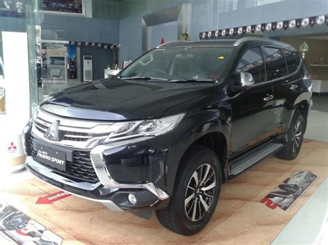 Mobil All New Pajero Sport promo mitsubishi all new pajero sport dakar 4x2 a t 2017