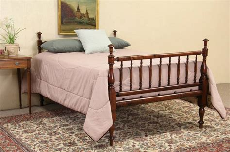 rope bed full size 1840 antique pennsylvania rope bed ebay