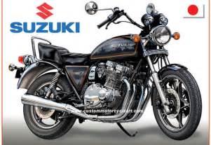 Suzuki Gs1100l Www Custommotorcycleart Suzuki Gs1100l Commission